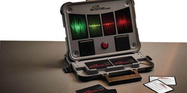 hasbro lie detector game