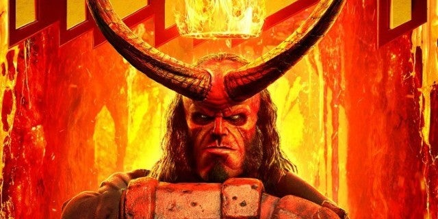 Hellboy (2019) Trailer 2 Posters