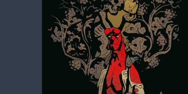 Hellboy-25-Years-Covers-Book-Hardcover