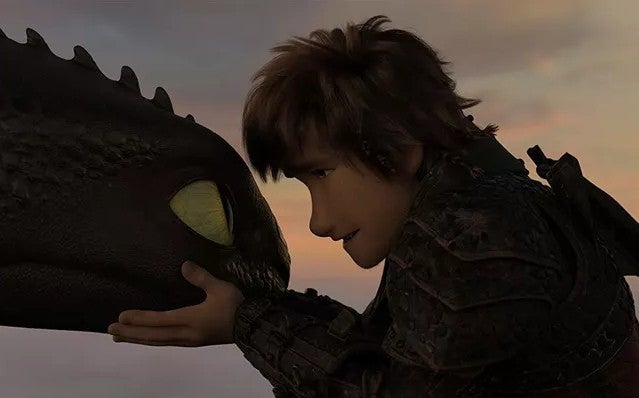 how to train your dragon 3 hiccup toothless