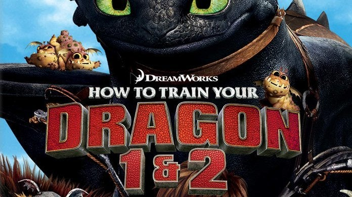 Get the First Two 'How To Train Your Dragon' Movies on Blu-ray for