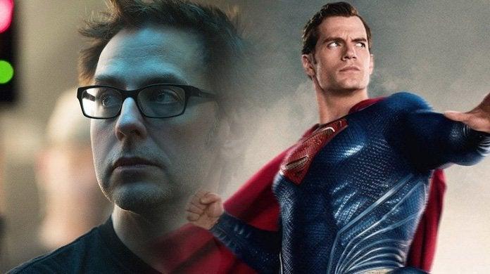 James-Gunn-Henry-Cavill-Superman