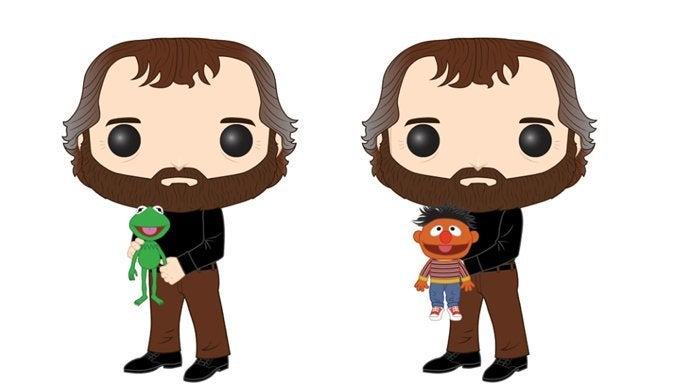 Funko Unveils 'The Muppets' Jim Henson With Kermit and Ernie Pops at NY Toy Fair
