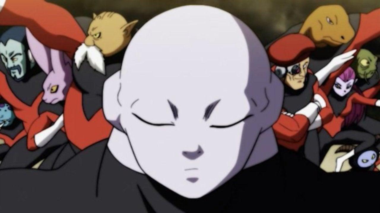 Dragon Ball Super' Debuts Jiren's English Voice