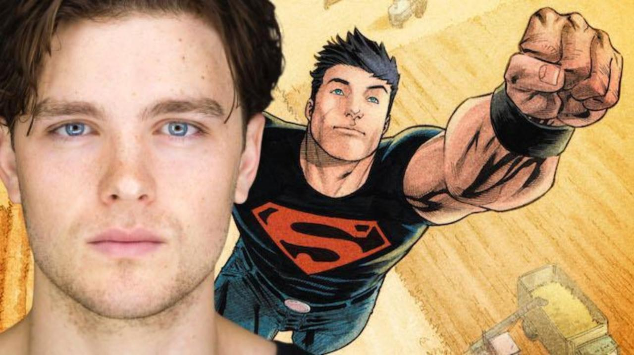 Titans: First Look at Joshua Orpin as Superboy Revealed