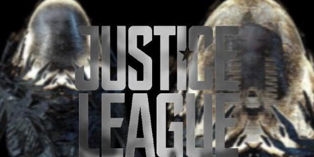 Justice League Movie Apokolips Pilot Concept Art