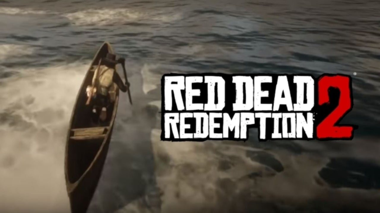 'Red Dead Redemption 2' Players Are Using Canoes As A Hilarious Means of Escape