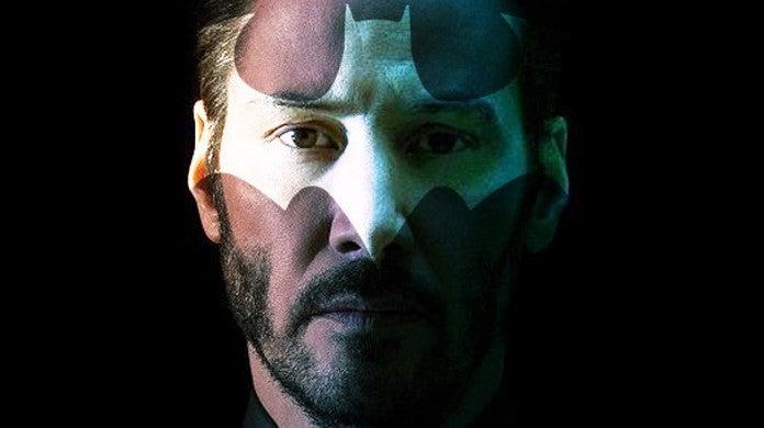 Keanu Reeves Batman