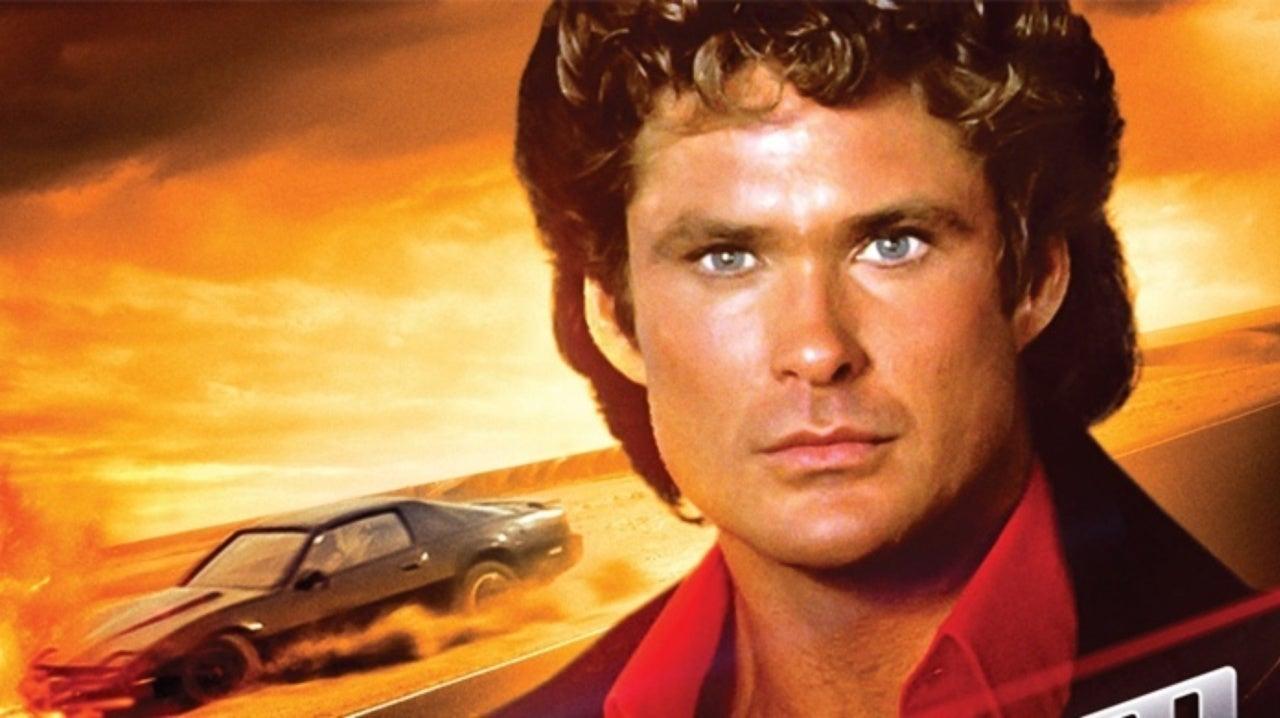 David Hasselhoff Teases Involvement In 'Knight Rider' Reboot