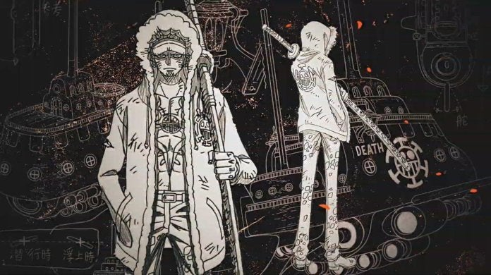 One Piece: Stampede' Reveals New Trafalgar Law Design
