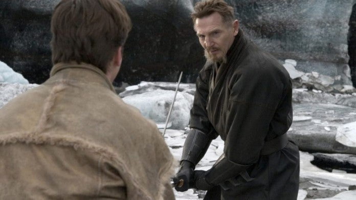 Liam Neeson Batman Begins