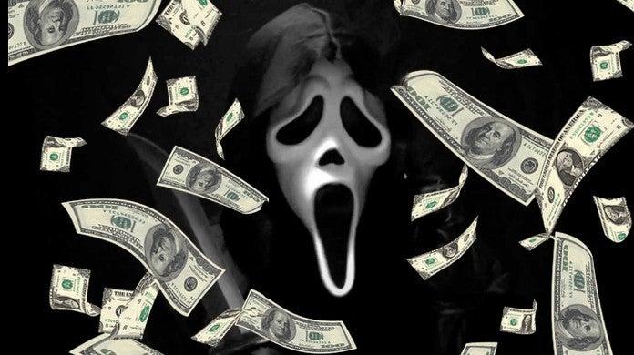 Lotter Winner Ghostface Scream Movies Mask Jamaica