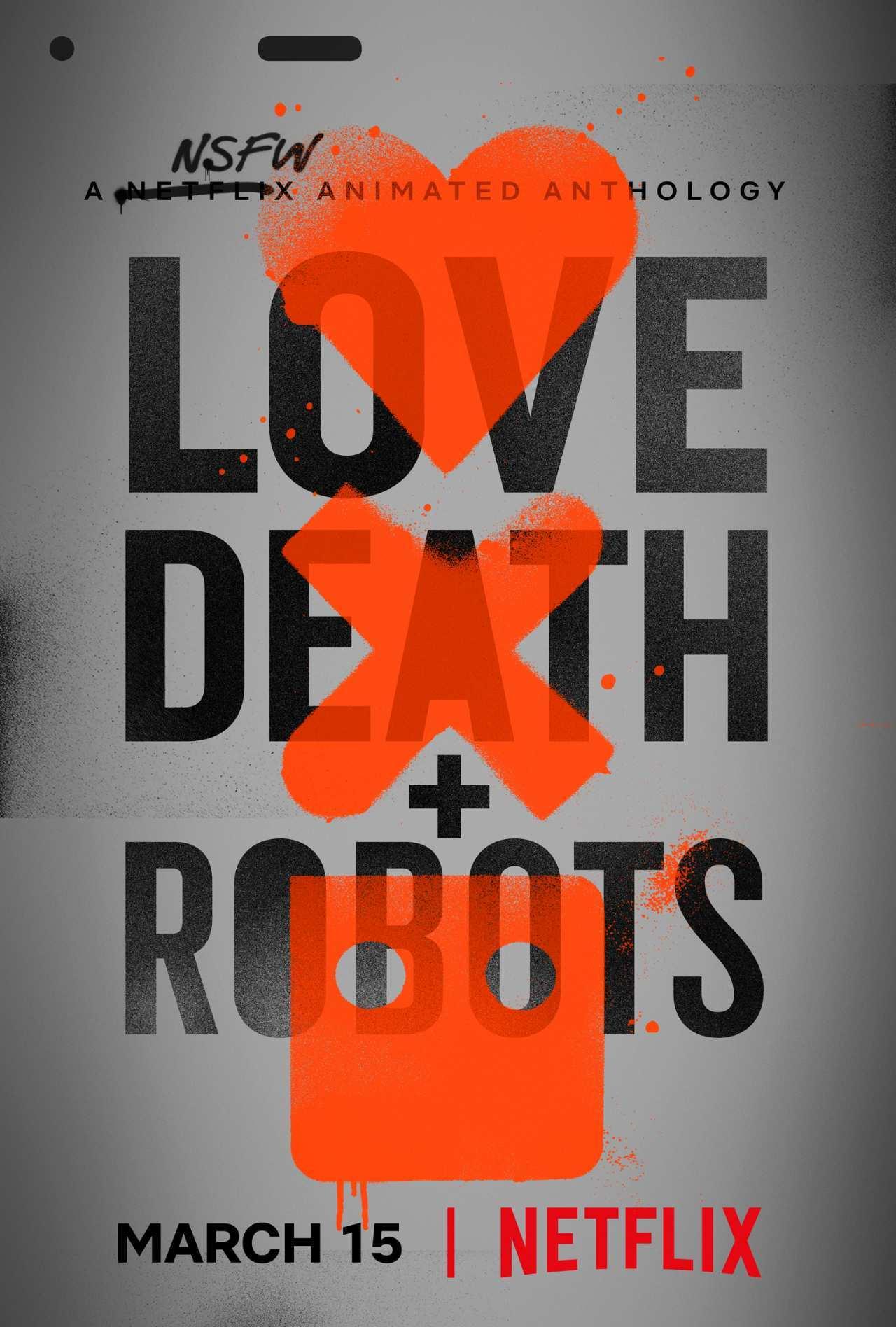 Love Sex And Robots Netflix