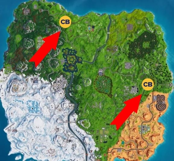Free Comic Book Day 2019 Locations: Fortnite: How To Complete The Motel And RV Park Challenge