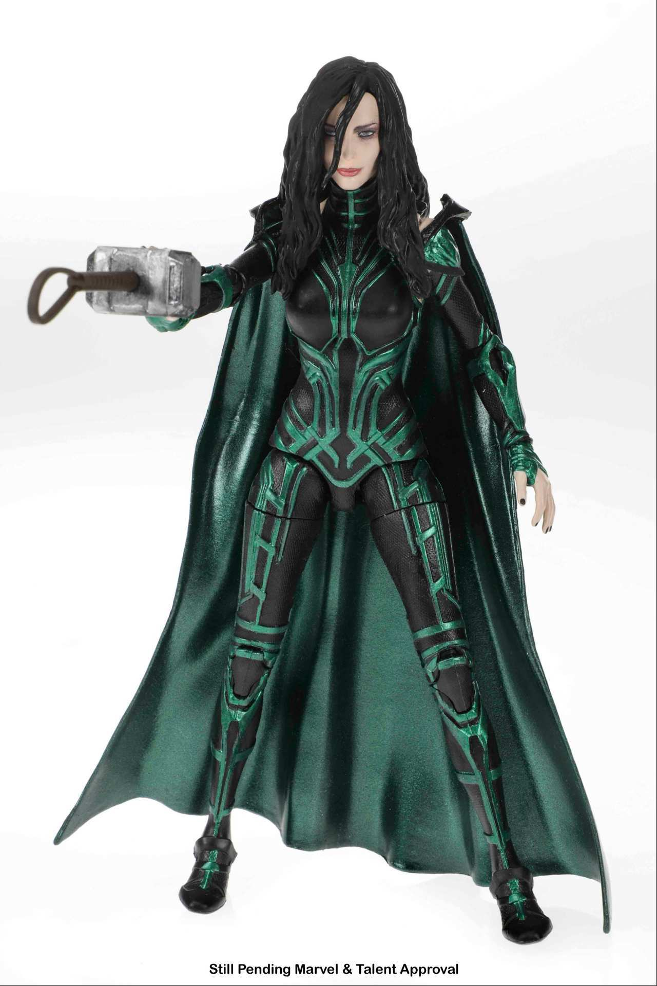 Marvel 80th Anniversary Legends Series Hela and Skurge 2-Pack (Hela) oop