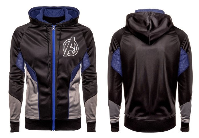 Marvel's New Avengers Hoodie Looks Straight Out of Stark Industries