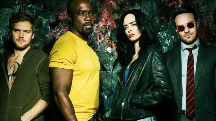 Marvel Netflix The Defenders