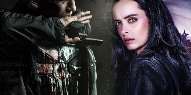 Marvel Netflix The Punisher Jessica Jones ComicBookcom
