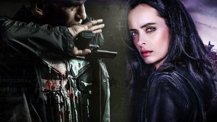 Marvel Netflix The Punisher Jessica Jones ComicBookcom
