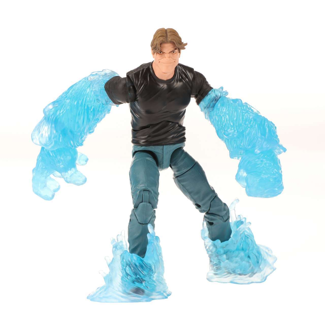Marvel Spider-Man Legends Series 6-Inch Hydro Man Figure oop