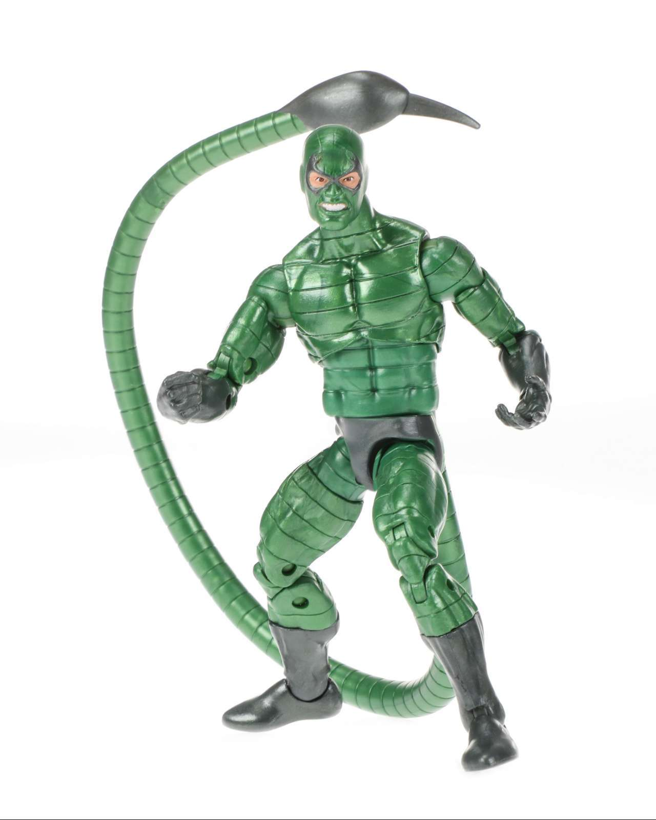 Marvel Spider-Man Legends Series 6-Inch Scorpion Figure oop