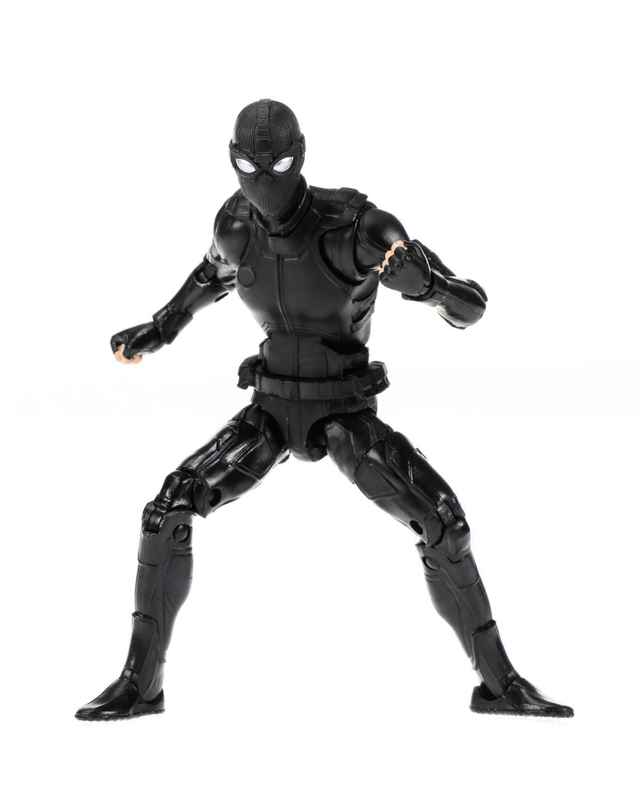 Marvel Spider-Man Legends Series 6-Inch Spider-Man Stealth Suit Figure oop