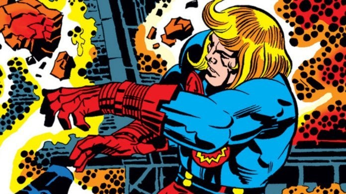 Marvel The Eternals Jack Kirby