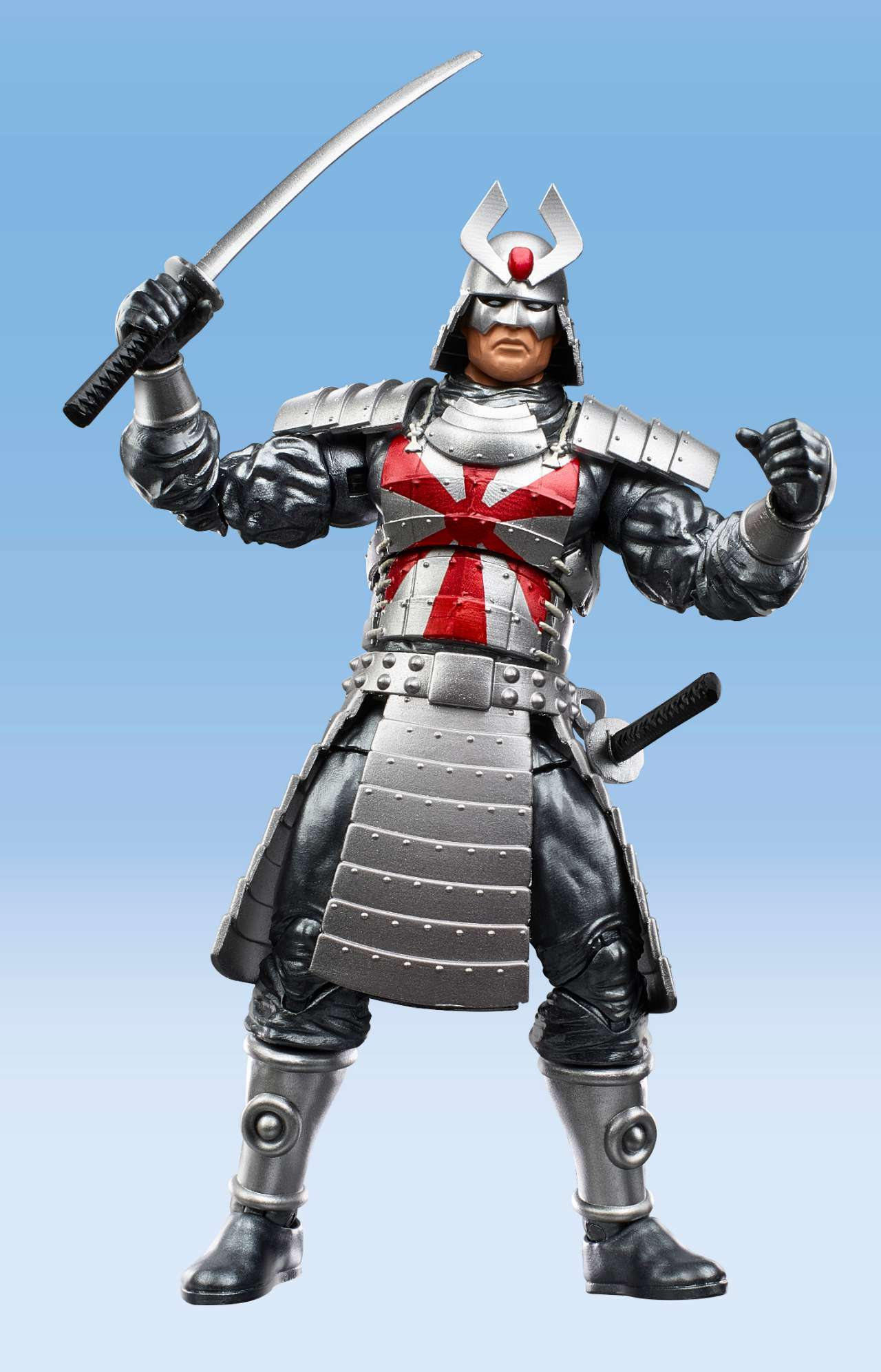 Marvel X-Men Retro 6-Inch Figure Assortment (Silver Samurai) oop