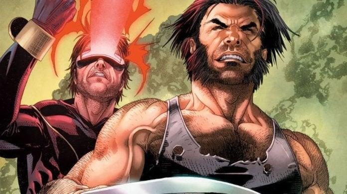 Marvel X-Men Wolverine Cyclops