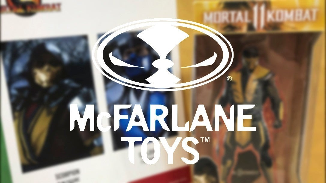 McFarlane Toys Mortal Kombat 11 Doom