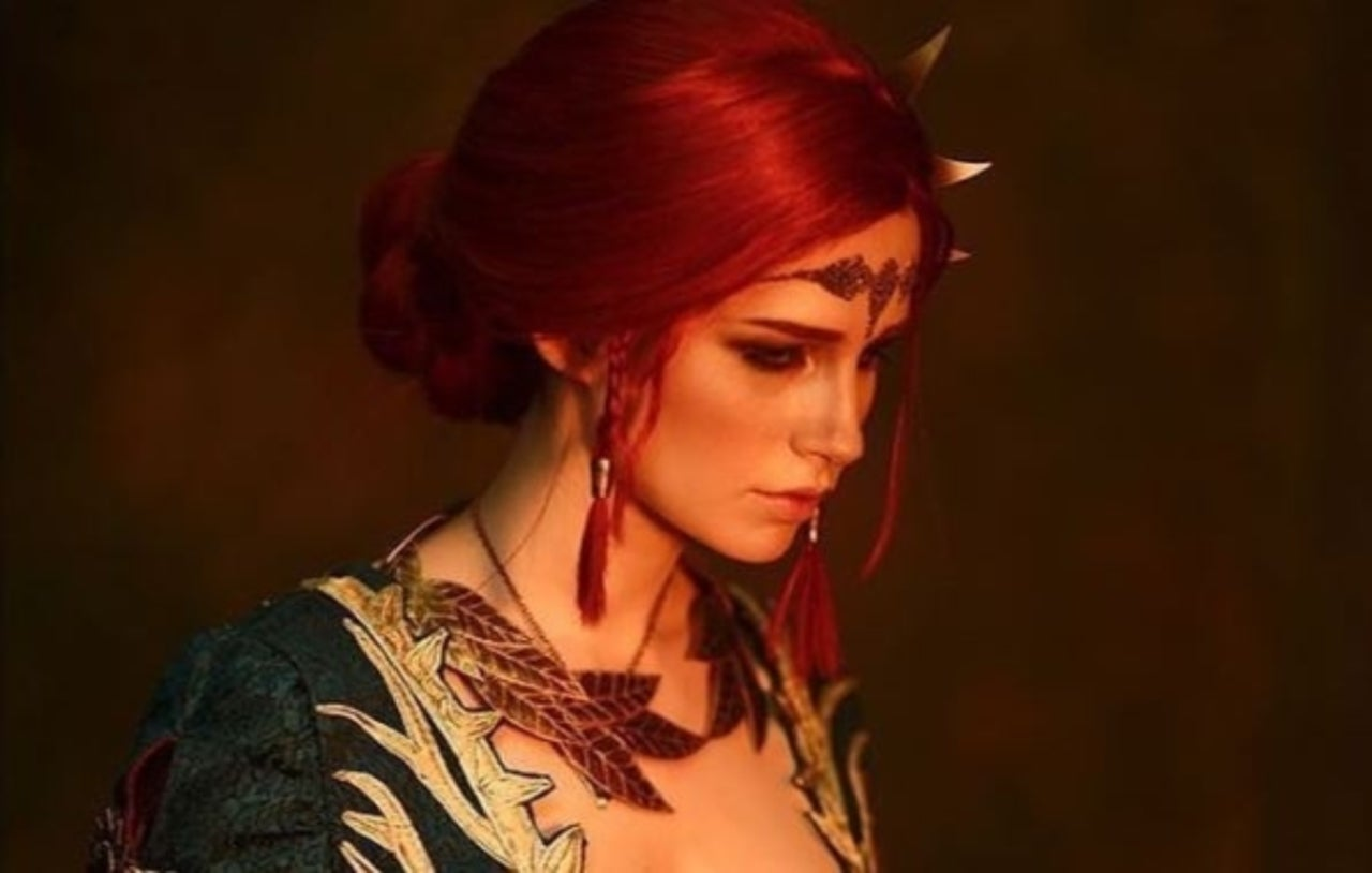 This 'The Witcher' Triss Merigold Cosplay Is Pure Perfection