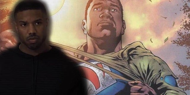 Michael B. Jordan Responds to Superman Rumors, Says He Would Play Calvin Ellis