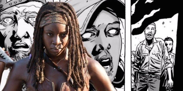 Michonne_Pikes