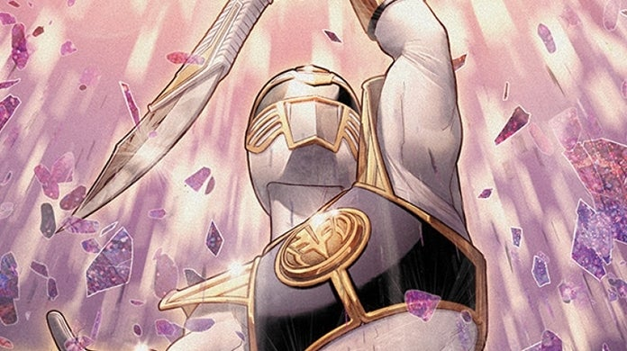 Mighty-Morphin-Power-Rangers-40-Cover-White-Ranger-Header