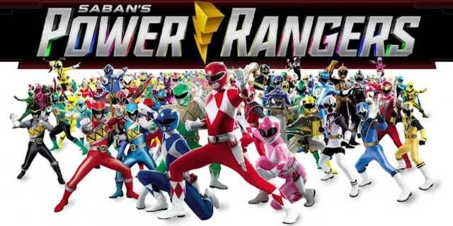 Mighty Morphin Power Rangers DJ White Shadow Remix screen capture