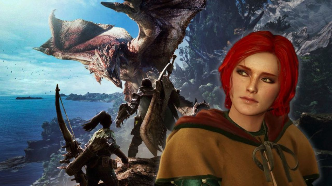 Nexus mod monster hunter world