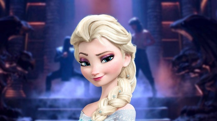 Mortal Kombat Frozen 2 Disney