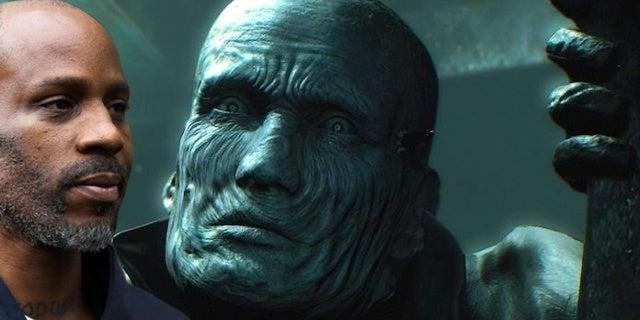 Mr X DMX Resident Evil 2 Mod