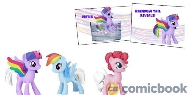 My Little Pony - Rainbow Tail Surprise