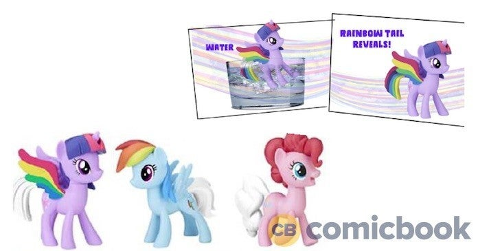 My Little Pony - Rainbow Tail Surprise