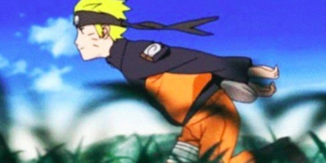 Area 51 Raid Prompts Official Military Lessons on Naruto Running