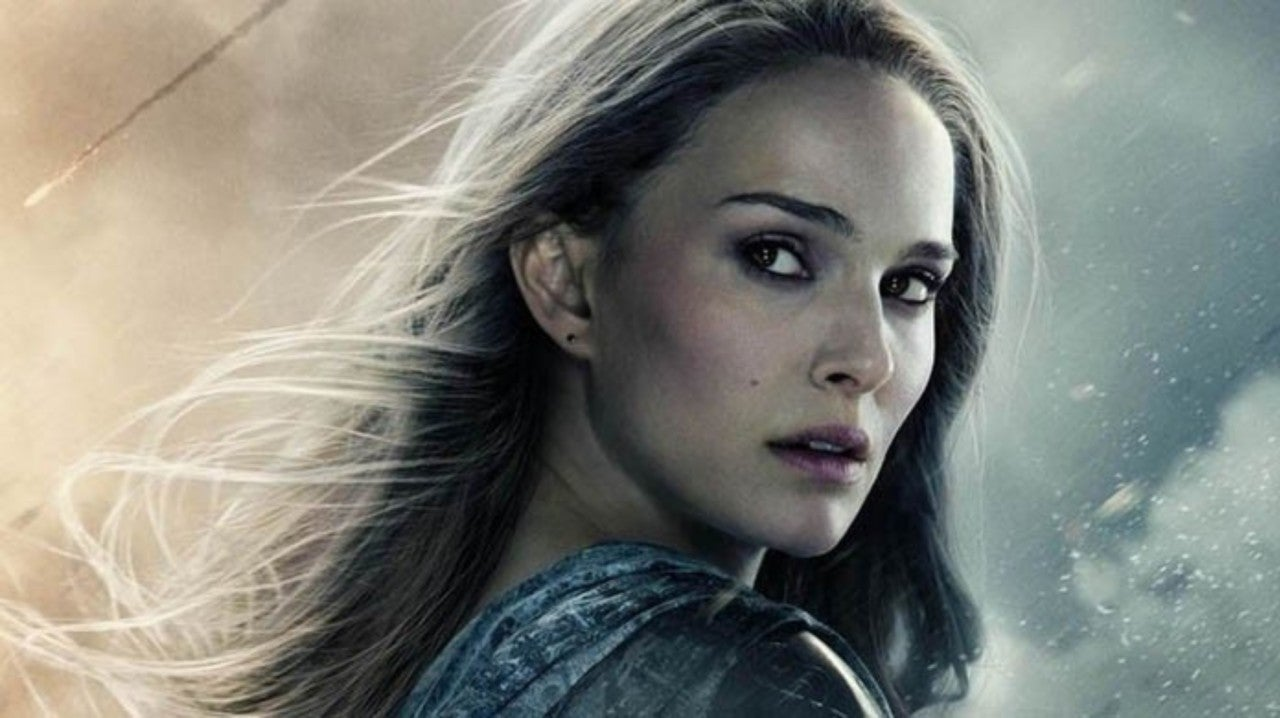 Thor: Love and Thunder Set Video Shows How Natalie Portman's Jane Foster Retrieves Mjolnir