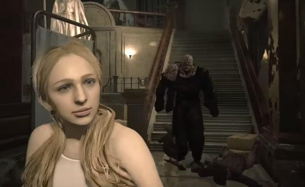 Resident Evil 2' Mod Pits Katherine Against 'Resident Evil