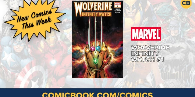 NEW Marvel, DC and Image Comics Out This Week: February 20th, 2019 screen capture
