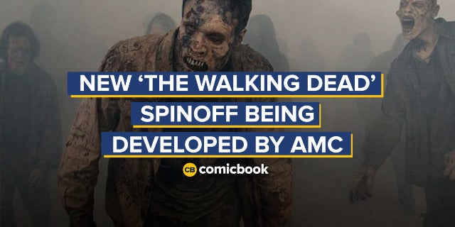 New 'The Walking Dead' Spinoff Series in Development screen capture