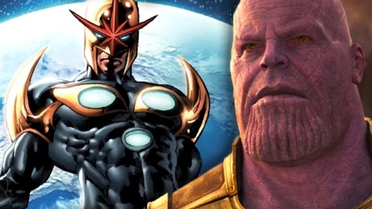 How Nova Could Bring Thanos Back to the MCU