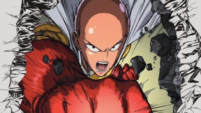 one punch man bluray