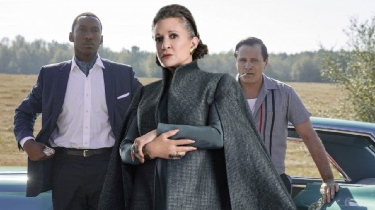 Oscars: 'Green Book' Best Picture Win Dedicated to Carrie Fisher