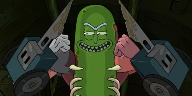 pickle-rick-dvd-collection