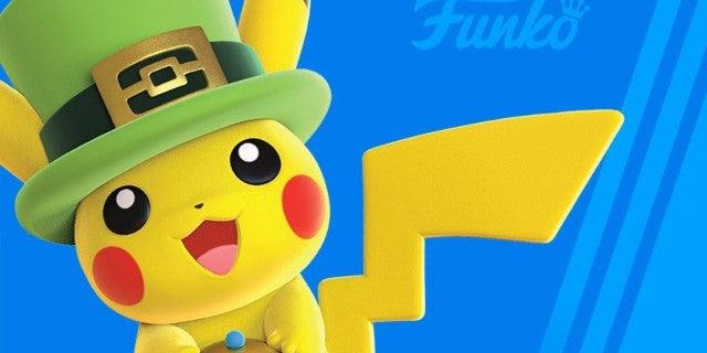 pikachu funko pop